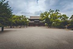 Toji Temple stock image