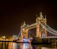 Famous Tower Bridge Stock Photos