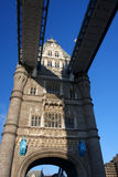 Famous Tower Bridge, London, UK Stock Photography