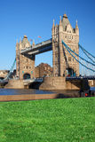 Famous Tower Bridge, London, UK Royalty Free Stock Photo