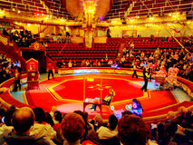 The famous Tower Circus, Blackpool. Stock Images
