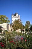 Famous tower of Eltville castle. In Germany Royalty Free Stock Photography