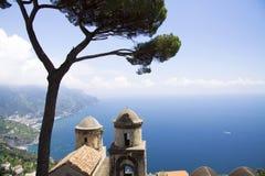 Free Famous Tree And Ravello Royalty Free Stock Photos - 10332088