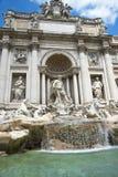 The Famous Trevi Fountain , rome, Italy. Stock Image - The Famous Trevi Fountain , rome, Italy Royalty Free Stock Photography
