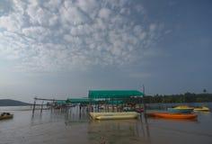 Famous Tsunami Island near Malvan. Maharashtra Royalty Free Stock Images