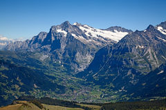 Grindelwald Royalty Free Stock Photography