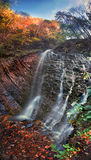 Famous waterfall Guk stock photography