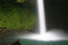 Famous waterfall La Fortuna Stock Photography