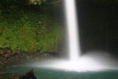 Famous waterfall La Fortuna Stock Photography