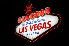 Welcome to Fabulous Las Vegas Stock Images