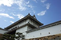 Take the photo Himeji Castle stock images