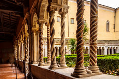 Famous Winding Columns Stock Photos