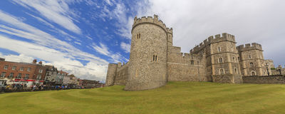 The famous Windsor Castle Stock Photos