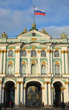 The famous Winter palace Royalty Free Stock Photos
