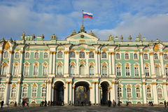 The famous Winter palace Stock Images