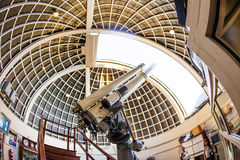 Famous Zeiss telescope at Stock Photos