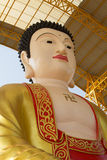Famouse Big Buddha in Chinese Temple at  Thailand Royalty Free Stock Images