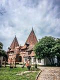Famouse castel σε Malbork Στοκ εικόνες με δικαίωμα ελεύθερης χρήσης