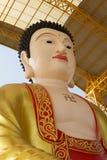 Famouse großer Buddha im chinesischen Tempel bei Thailand Lizenzfreie Stockbilder
