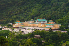 The famouse National Palace Museum Stock Photography