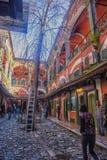 Famuos Zincirlihan σε μεγάλο Bazaar, Κωνσταντινούπολη Υπάρχει κόσμημα Στοκ φωτογραφίες με δικαίωμα ελεύθερης χρήσης