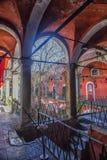 Famuos Zincirlihan в грандиозном базаре, Стамбуле Ювелирные изделия Стоковая Фотография