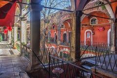 Famuos Zincirlihan в грандиозном базаре, Стамбуле Ювелирные изделия Стоковые Фото