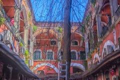 Famuos Zincirlihan в грандиозном базаре, Стамбуле Ювелирные изделия Стоковое фото RF