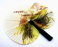 fan ładny Oriental Obraz Stock