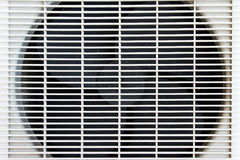 Fan of air condition Royalty Free Stock Photo