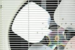 Fan of air condition Stock Photos