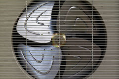Fan of air conditioners Royalty Free Stock Photos