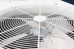 Fan aircondition. Fan air condition close-up Royalty Free Stock Photo