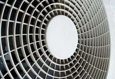 Fan aircondition. Or close-up Stock Photos