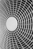 Fan aircondition close-up. Background Royalty Free Stock Images