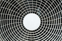 Fan aircondition close-up. Background Royalty Free Stock Photos