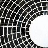 Fan aircondition close-up. Background Stock Images