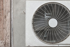 Fan aircondition close-up Stock Photo