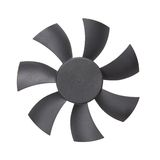 Fan blades Royalty Free Stock Photos