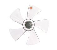 Fan blades Stock Photo