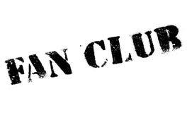 Fan club stamp Stock Photo