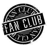 Fan club stamp Royalty Free Stock Photos