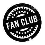 Fan club stamp Royalty Free Stock Images