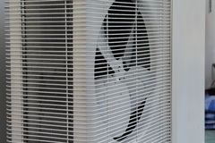 Fan coil unit Stock Images