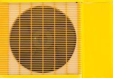 Fan de climatisation photographie stock libre de droits