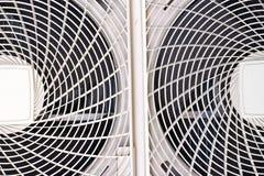 Fan de climatiseur Photographie stock libre de droits