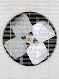 Fan de compresseur de climatiseur photographie stock