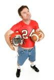 Fan de futebol - nostálgico Fotografia de Stock Royalty Free