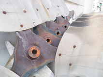 Fan de machine Photos stock