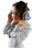 Fan de musique Image stock